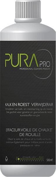 Purapro.be - kalk en roest verwijderaar