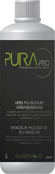 Purapro.be - Vers PU-schuim verwijderaar